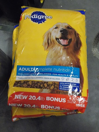 Normally, we buy Beneful for our dog, but she'll eat just about