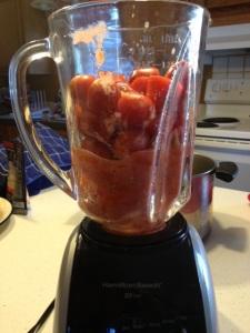 tomato blender